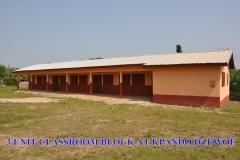 classroom at Dzewoe- GETFUND